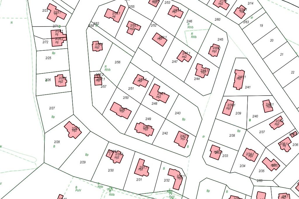 aktualizacja ewidencji gruntów i budynków
